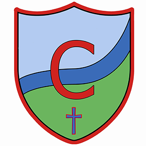 Churchfield CE Academy logo