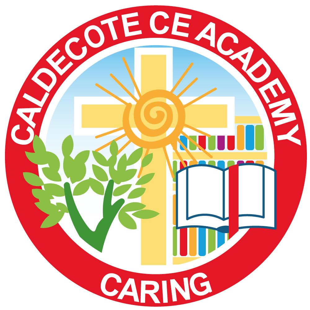 Caldecote CE Academy logo