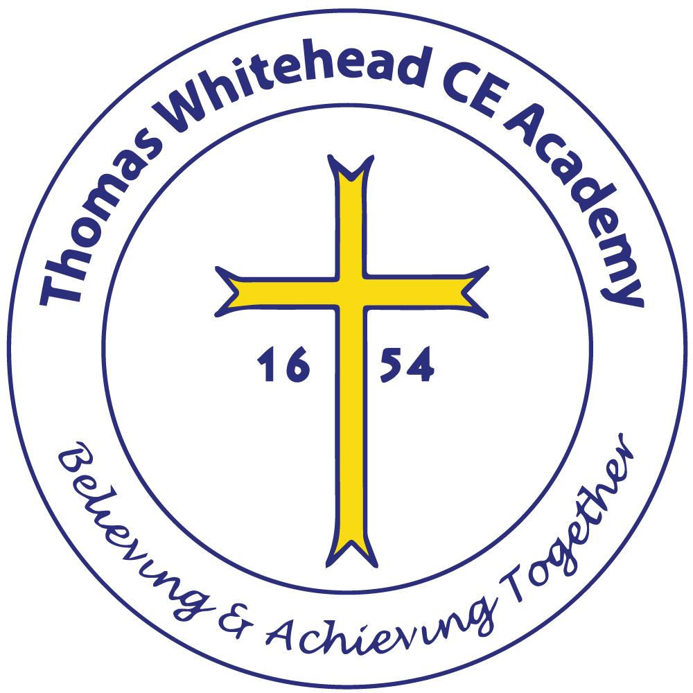 Thomas Whitehead CE Academy logo